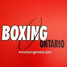 Boxing Ontario logo