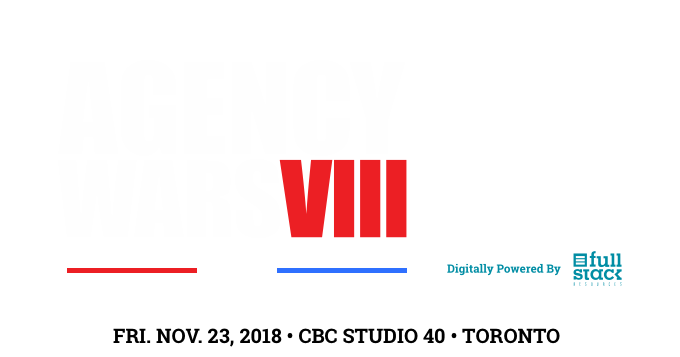 Fri.Nov.23, 2018, CBC Studio 40, Toronto
