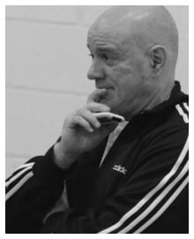 Rico Mancini - Head Coach
